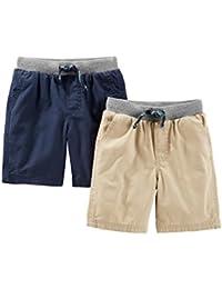 Toddler Boys' 2-Pack Shorts