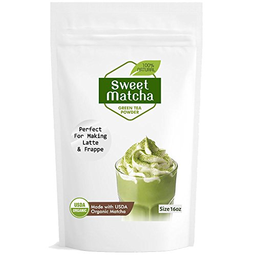 Matcha Powder Culinary Delicious Energy