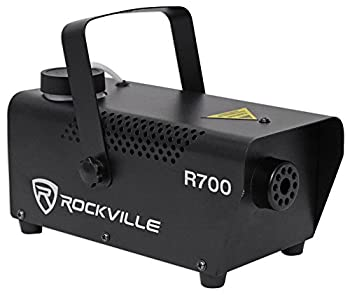Rockville R700 Fogsmoke Machine Wremote Quick Heatup, Thick Fog! 1