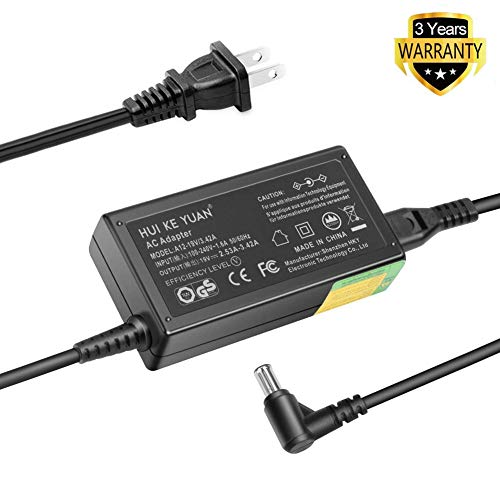 19V AC//DC Adapter For LG Electronics 19 20 22 23 24 27/'/' LED LCD Monitor Series