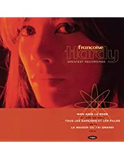 Francoise Hardy Greatest Recordings