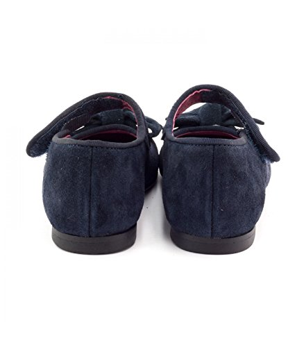 Boni Classic Shoes, Mädchen Ballerinas Marineblau
