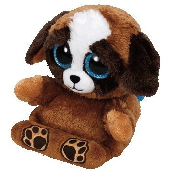 Price comparison product image ty Beanie Booz Peek-a-Boos pups dog smartphone mobile stand