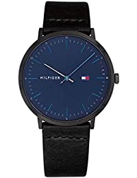 James 1791462Mens Analog Blue Casual Quartz Tommy Hilfiger