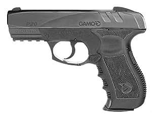 Pistola perdigon Gamo GP-20 Combat. Calibre 4,5mm