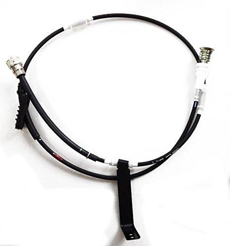 Genuine Speedometer (86-97 Nissan Hardbody Navara D21 TD25 speedometer cable. Genuine Parts)