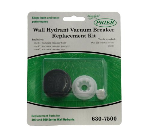 Prier 630-7500 Vacuum Breaker Service Parts Kit - Plastic Vacuum Breaker