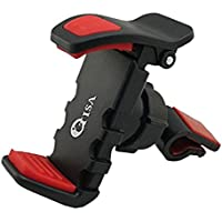 OTISA Portable Universal Car Air Vent Phone Holder Mount For iPhone Cell Phones/GPS/iPods/MP3 Player - Black