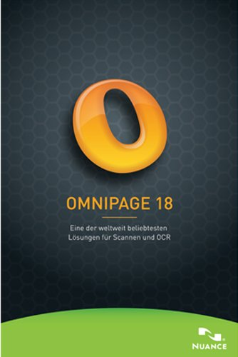 Nuance Omnipage 18 Standard [Download]