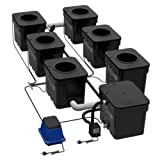 Under Current UC6XL - 6 Site - 8 in. Net Pots - 8 Gallon Grow Modules - 25 in. Between Pots - 75 Watts - 120 Volts - CCH2O UC6XL