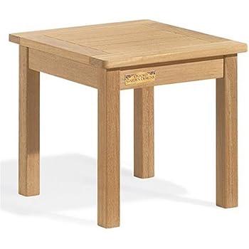Amazon Com Oxford Garden Shorea End Table 100