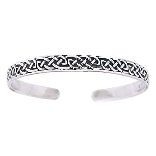 Sterling Silver Classic Celtic
