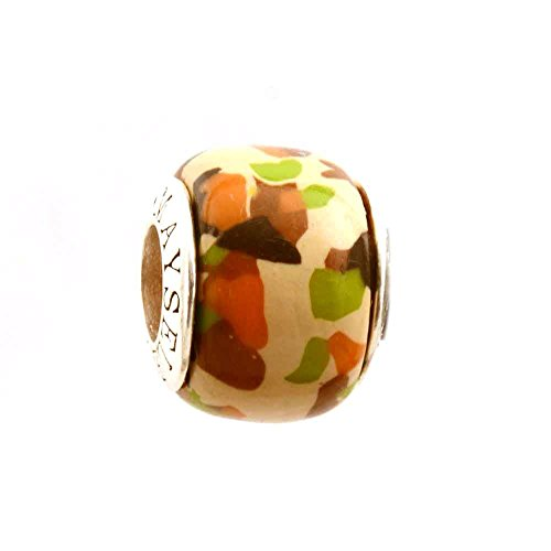 - Australia Australian Auscam Camo Camouflage Charm/Bead for Add-A-Bead Bracelets Clay & Sterling Silver by MAYselect