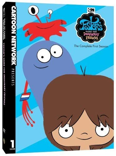 Cartoon Network: Foster's Home for Imaginary Friends: The Complete Season 1 (Cartoon Network And Friends Dvd)