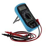 Aobiny XL-830L Handheld LCD Digital Multimeter 3 1/2 Voltmeter Ohmmeter Multitester F7