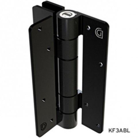 KwikFit Aluminum Wall or Gate Mount KF3ABL by D&D Technologies