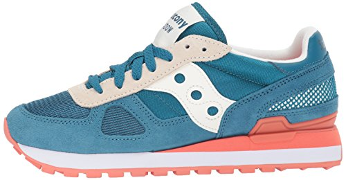 Shadow Men''s Sneakers Saucony Blue top Low Original Coral UxR5qwfF5