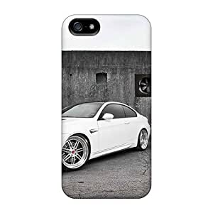 For Iphone 5/5s Protector Cases Auto Bmw Others Bmw White Bmw M Phone Covers