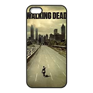 iPhone 5 5s Cell Phone Case Black The Walking Dead Hoov