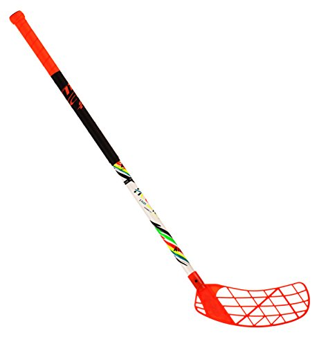 ACCUFLI Floorball Stick AirTek A70 Junior Right 32inch Orange