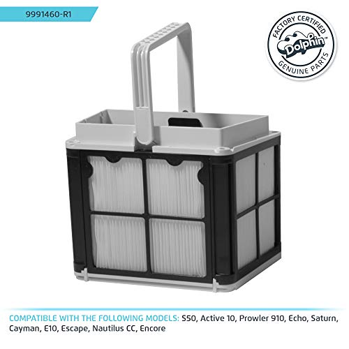 Dolphin Ultra-fine Filter Basket ()