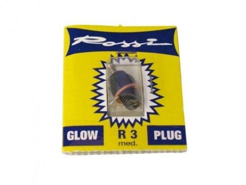 JAMARA R3 Glow Plug Rossi, Middle, 3.5 - 6 CCM