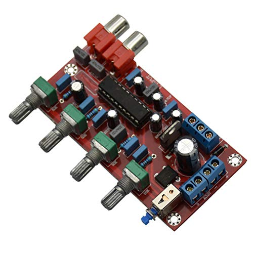 (UKCOCO Amplifier board tone board board treble control balance control volume control board)