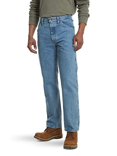 Rustler Classic Men's Classic Regular Fit Jean