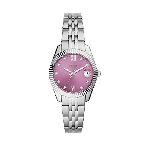 Fossil Women's Scarlette Mini Stainless Steel Quartz Watch