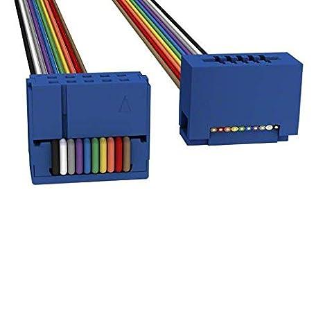 CSR10S//AE10M//CCE10S Pack of 10 IDC CABLE C3BES-1018M
