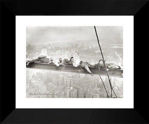 Ebbets Framed Art Print 15x18