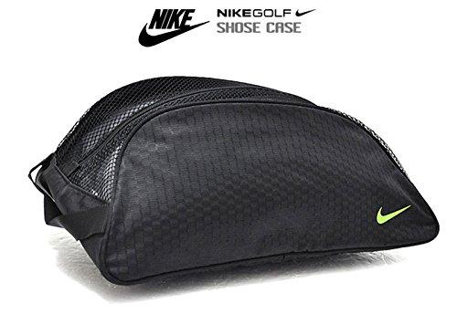 Golf Shoe Bag >> Genuine Nike Shoe Bag Zipped Shoe Bag Golf Shoe Case Sports Gym