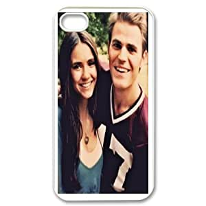 Personalized Creative The Vampire Diaries Slim-fit Design For iPhone 4,4S PQ43Q3398