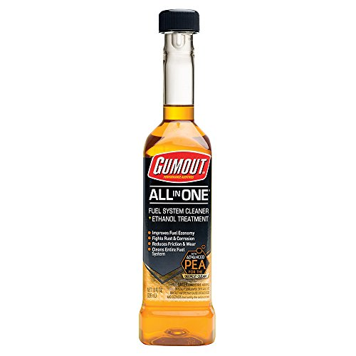 Gumout 510016 All-In-One Complete Fuel System Cleaner by Gumout