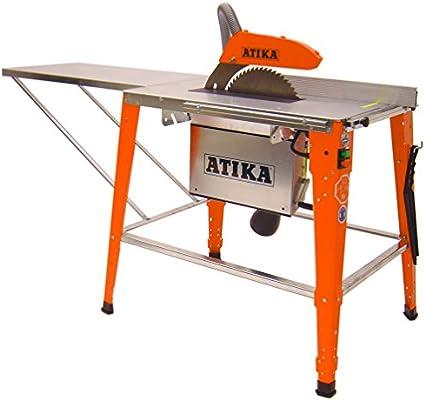 Atika HT315 - Sierra circular sierra de mesa HT 315 3000 W 230 V ...