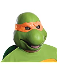 Teenage Mutant Ninja Turtles Adult Michelangelo 3/4 Mask
