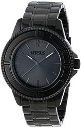 Versus by Versace Men's SGM030013 Tokyo Stainless Steel Black Watch