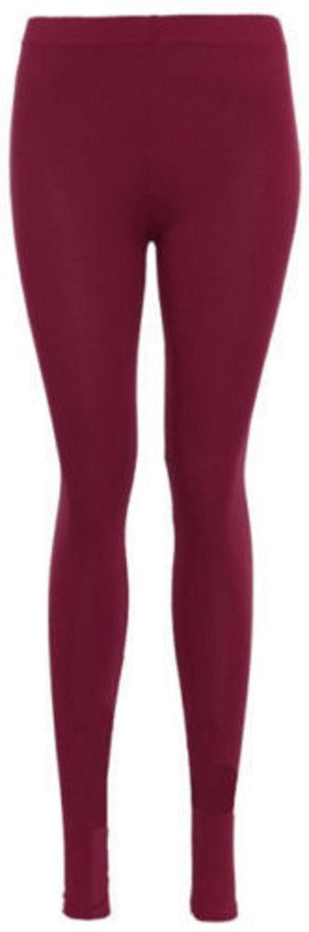 RM Fashions Women's Plus Size Viscose Solid Color Full Length Leggings