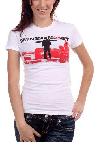 Eminem My Top Of The World Juniors Girls T-shirt XL