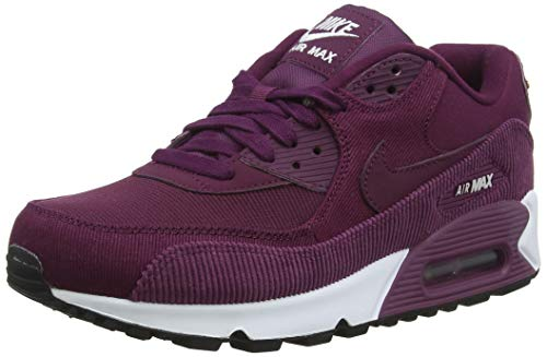 90 black Air bordeaux Da Lea white 601 Scarpe Wmns bordeaux Multicolore Nike Max Donna Fitness x7PqnIY5wt