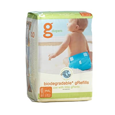 gDiapers Disposable Inserts