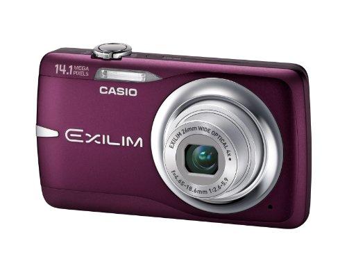 CASIO デジタルカメラ EXILIM EX-Z550 レッド EX-Z550RD