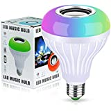 Color Bulb with Headset Bluetooth