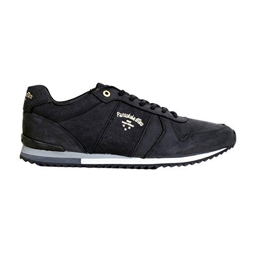 Pantofola d'Oro , Herren Sneaker schwarz schwarz