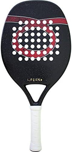 Pala de Tenis Playa Tom Caruso LEGEND 2018: Amazon.es: Deportes y ...