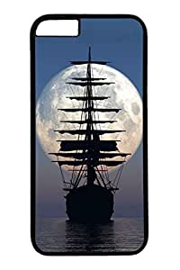 iPhone 6 Case, Personalized Unique Design Covers for iPhone 6 PC Black Case - Shipping Boat
