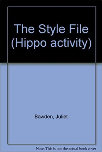 Buy The Style File (Hippo activity) Book Online at Low