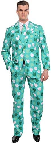 Ultimate St. Paddy's Day suit
