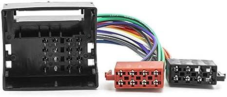 Adapter-Universe/® 3er E46 KFZ Radio Blende Rahmen Adapter f/ür Autoradio