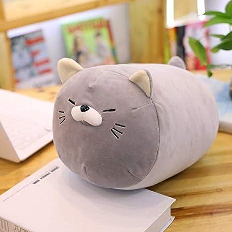 Amazon.com: Juguete de felpa 40/50 para gato, almohada suave ...